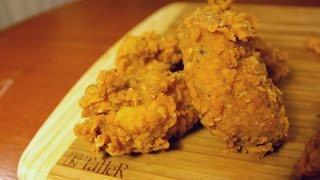 Рецепт КФС. Крылья как в KFC.
