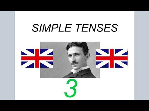 TESLA English (2) - kratka vremena kako da ih upamtite i kako se upotrebljavaju