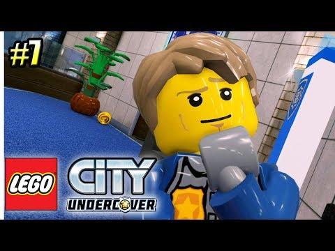 LEGO City Undercover #7 — Водила для Босса {PS4} прохождение часть 7