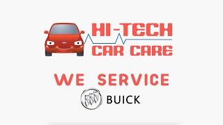 602-224-0941 - Buick Service, Repair and Maintenance Phoenix - Hi-Tech Car Care