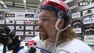 1878 TV | Interviews Augsburg - Schwenningen 05.01.2016
