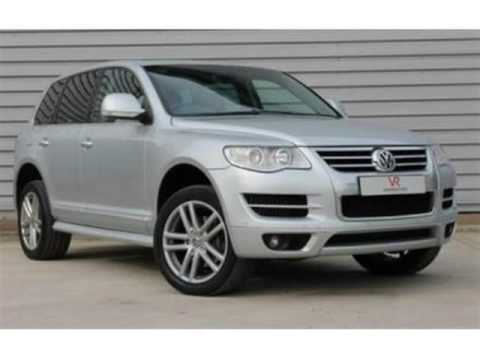 2010 Volkswagen Touareg 3 0 V6 Tdi Bluemotion Technology Auto For On Trader South Africa