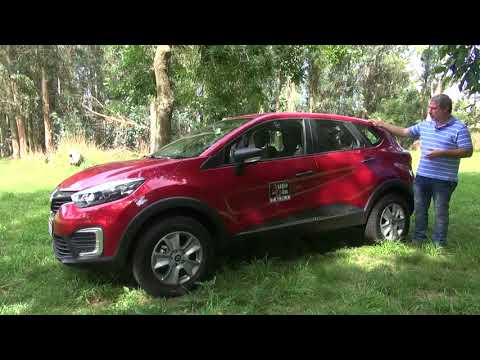 RENAULT CAPTUR 1.6 LIFE vs. INTENS 1,6 CVT. TEST AUTO AL DÍA (17/3/18)