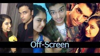 Parth and Niti (PaNi) off-screen Pics