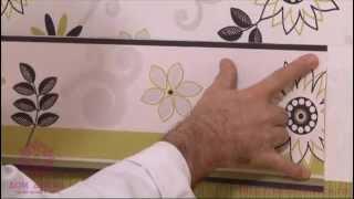 Как правильно клеить обои. Школа A.S.Creation, Германия(Видео предоставлено магазином