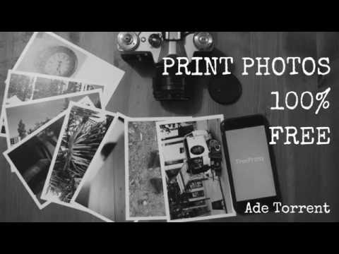 How To Get FREE Photo Prints | 100% Free, No Contracts, No Catch