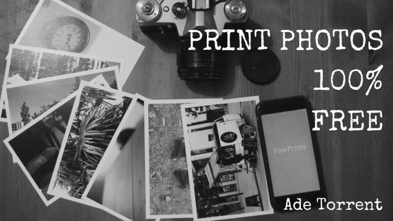 How To Get Free Photo Prints 100 Free No Contracts No Catch