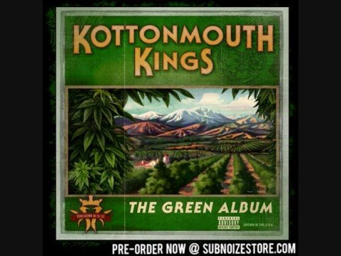 KottonMouth Kings - Pack Your Bowls