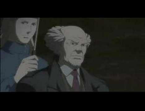 Ghost In The Shell Solid State Society - Aramaki's Report