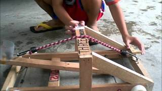 Mini Catapult Project