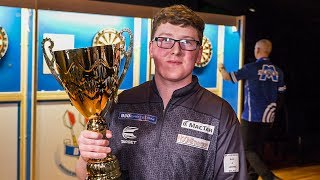 """Keane Barry on becoming 2020 BDO World Youth Champion; """"I'm over the moon!"""""""