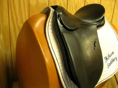 Used Saddle for Sale- Passier Patron 17.5