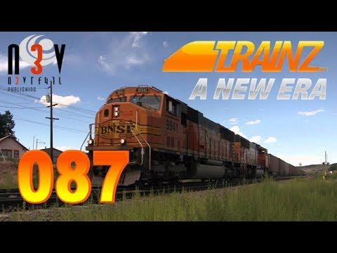 Trainz A New Era #87 (Deutsch) - Nebraska Fall Harvest Gedöns Strecke * Let's Play Trainz: ANE