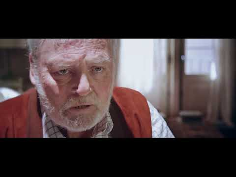PAMPLONA    Starring Stacy Keach as Ernest Hemingway