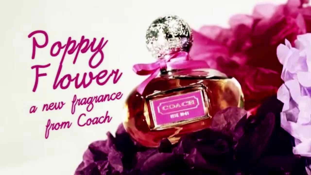 Coach poppy flower perfume tvc ads youtube coach poppy flower perfume tvc ads mightylinksfo