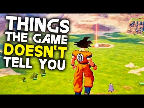 Download Dragon Ball Z: Kakarot - 10 Things The Game Doesn't Tell You