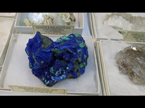 Maine Mineral and Rock Show 4 18 2015