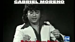 GABRIEL MORENO POR FANDANGOS