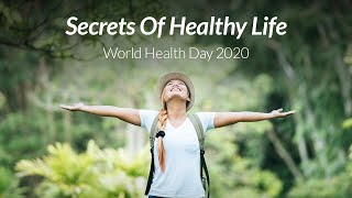 Healthy lifestyle is the need of hour! staying and disease free baseline having a fruitful life. this world health day, we recommend yo...