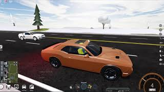 Vehicle Simulator (Roblox) GETTING THE DODGE HELLCAT!!! 312MPH!!!!!!!