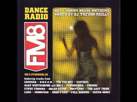 Dance Radio FM8 Hot & Horny House Anthems Mixed by Trevor Reilly 1998
