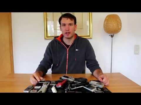 Handy Detektiv Sony Ericsson K800i Cybershot Wem sein Handy war das ?