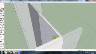 Sketchup for Engineers 2: Steel Member