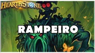 HEARTHSTONE - RAMPEIRO! (PADRÃO RAMP DRUID)