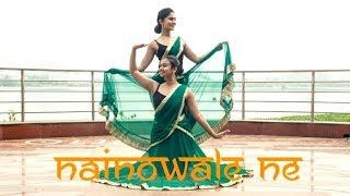 Nainowale Ne | Padmaavat | Team Naach Choreography