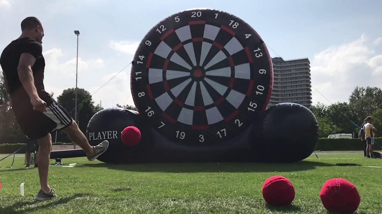 Fussball Darts Zweiseitig