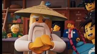 Lego® Ninjago - Ceainăria Maestrului Wu