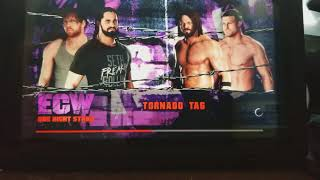 Nintendo Switch WWE 2K18  New Update 1.04 Handheld Faster?