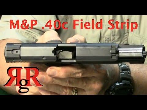 p40c m field strip