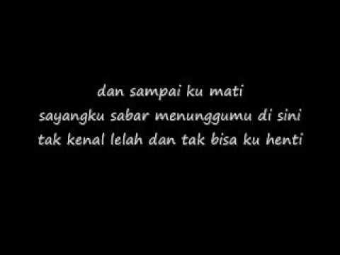 Remember Of Today - Karna Kau Aku Disini (lirik)