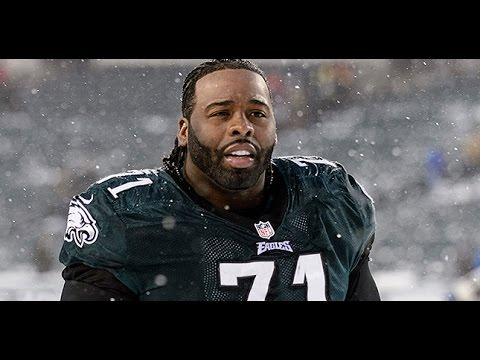 Jason Peters Returns To Philadelphia!
