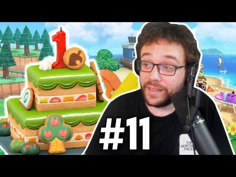 RETOUR INSULAIRE (Animal Crossing : New Horizons #11)