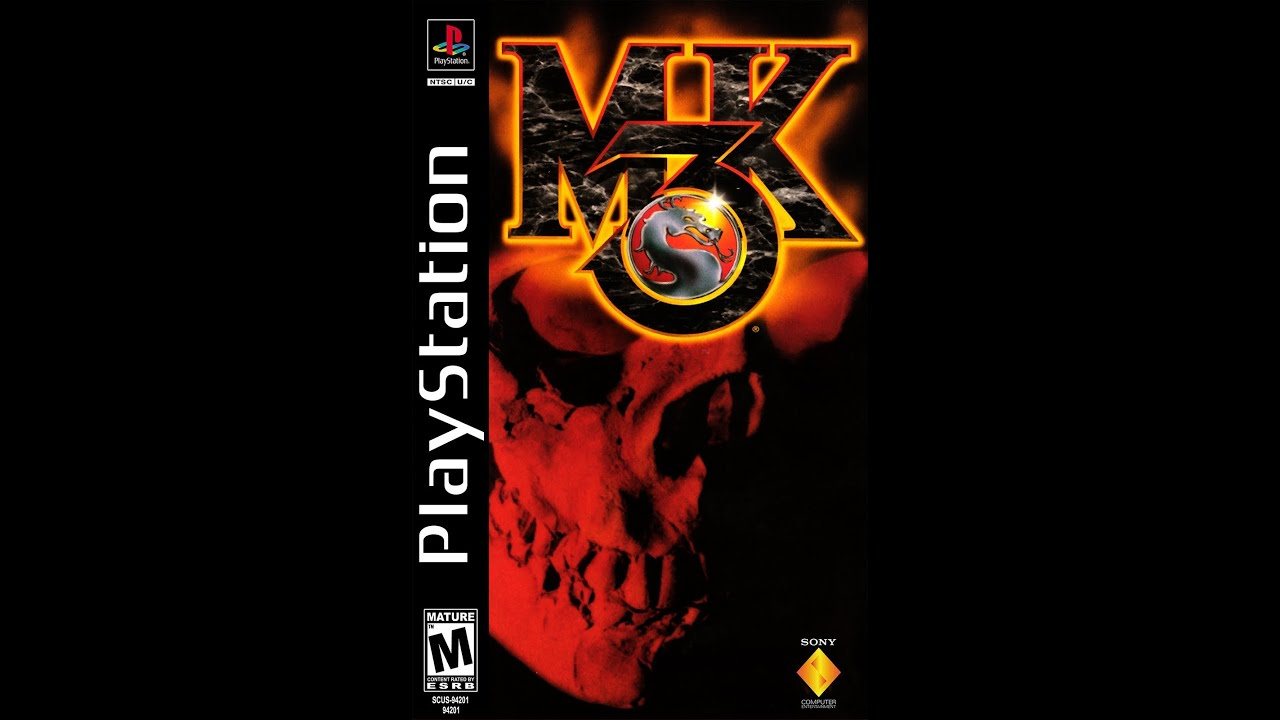 Mortal Kombat 3 (PlayStation) - YouTube - photo#10