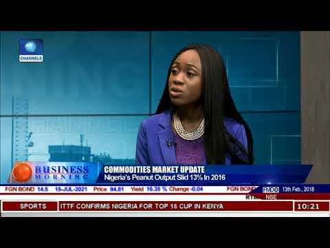 Nigeria Amongst Top World Producers Of Peanut |Business Morning|