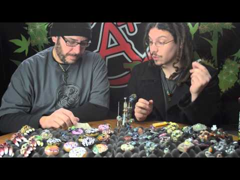 DAB LAB TV - Product Review #34 (Glass Pendants - KGB, BARD, CASTO, 2BA,  STOKE, and MORE!)