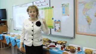 Уроки правильного питания в школе №19 - 2