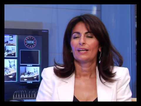 Valérie Hoffenberg Conseillère Du Président Sarkozy Sur Le Moyen-Orient (French)