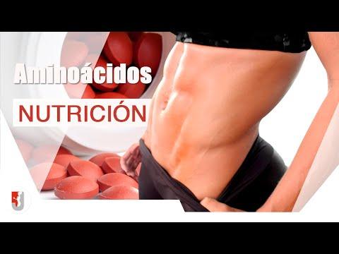 para que sirven los aminoacidos en mujeres