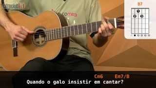 Apesar de Você - Chico Buarque (aula de violão)