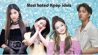 Baixar The most hated kpop idols/kpop idols that get most hate /most hated kpop idols in Korea/kpop2020