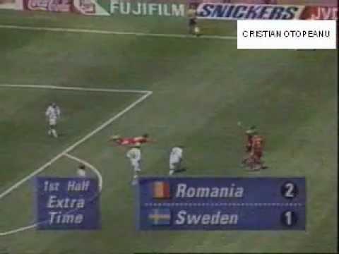 Romania   Suedia 2 2  10 Iulie 1994 San Francisco