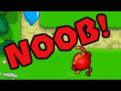 5 Things that Noobs Do in Bloons TD Battles / BTD Battles Noobs