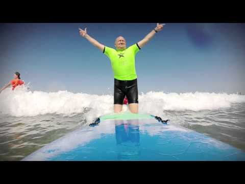 National Veterans Summer Sports Clinic: Surfing
