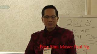 20180117, Feng Shui Master Paul Ng, Hong Kong Canada Business Association