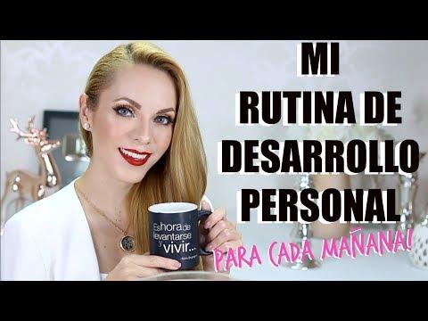 MI RUTINA DE LA MAÑANA PARA DESARROLLO PERSONAL! ME HA CAMBIADO LA VIDA!