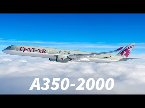 What is the A350-2000?